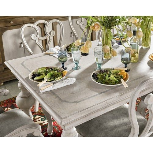 Shop For The Wittman Co Elance Cottage Dining Table At Morris Home
