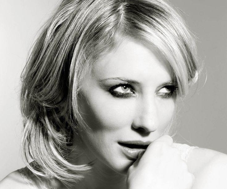 C. Blanchett, actrice