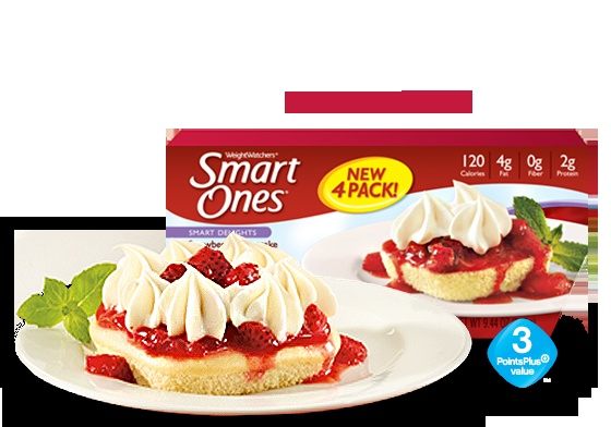 Strawberry Shortcake - Weight Watchers® Smart Ones®