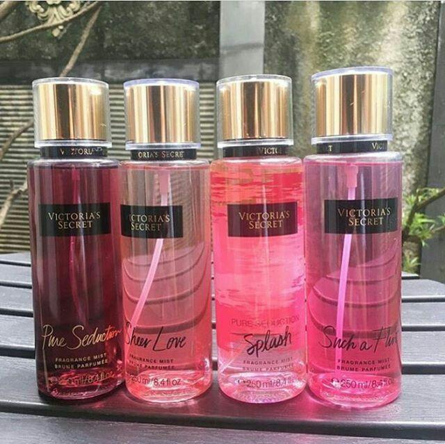 Victoria secret body spray images