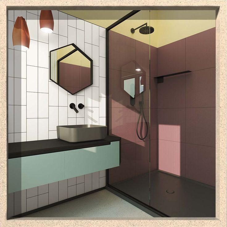 Vogue Graph: Designer Choice. Discover all of 30 colors on our website and start to design with graph! www.ceramicavogue.com  #ceramica #ceramics #tiles #ceramicsofitaly #tileometry #plitka #tegels #carrielage #texture #grid #designinspiration  #design #tile #keramik #graph #millimetre #interiordesign #architecture #wall #porcelain #blackandwhite #piastrelle #interiordecor #colors #grid #gridlines #architectureporn  #archiproducts #archilovers #ceramicavogue