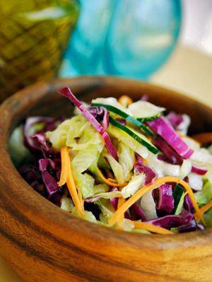 Épices de Cru - Salade de chou de Malabar