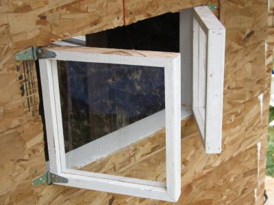 10 Make Windows With Hinges Playhouses Pinterest