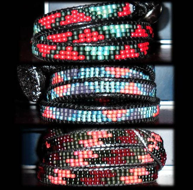 Toho / Miyuki bracelets