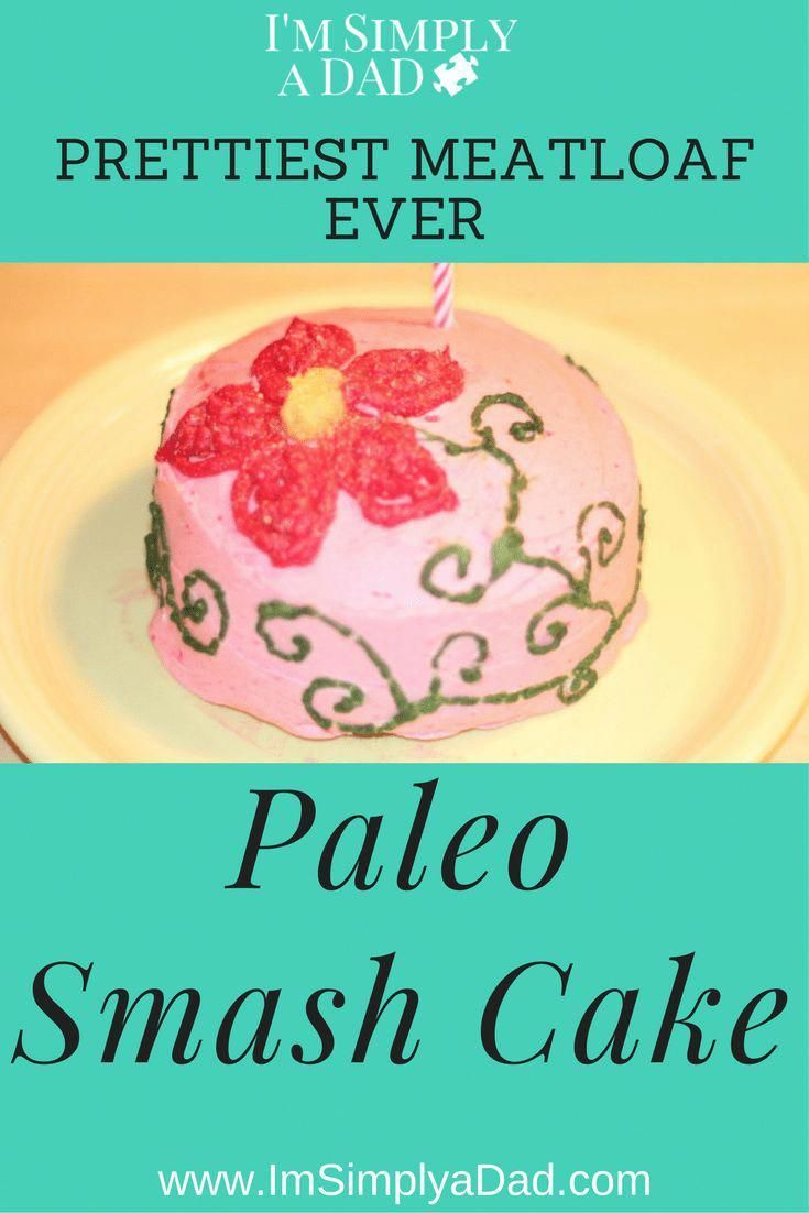 Paleo Smash Cake Something Different A Healthy Sugar Free 1st
