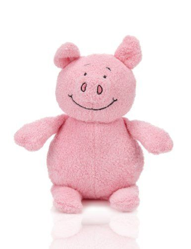 Percy Pig Soft Toy-Marks & Spencer