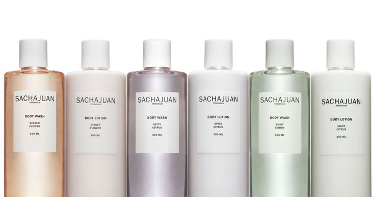 The haircare line dips into nourishing the skin.
