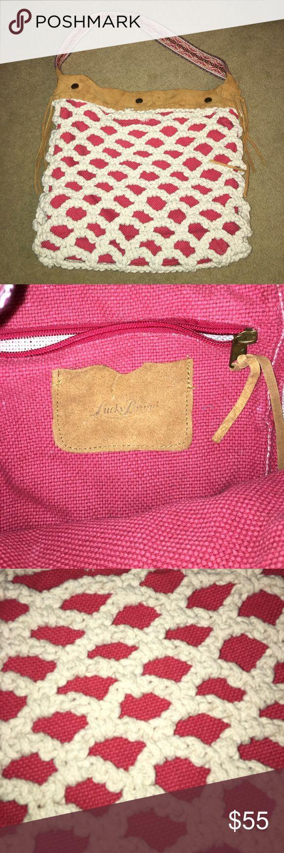 Lucky Brand Purse Lucky Brand Purse  IGUC  Smoke and Pet Free Home Lucky Brand Bags