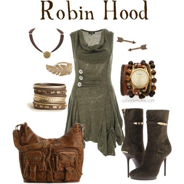 Disney Fashion - Robin Hood