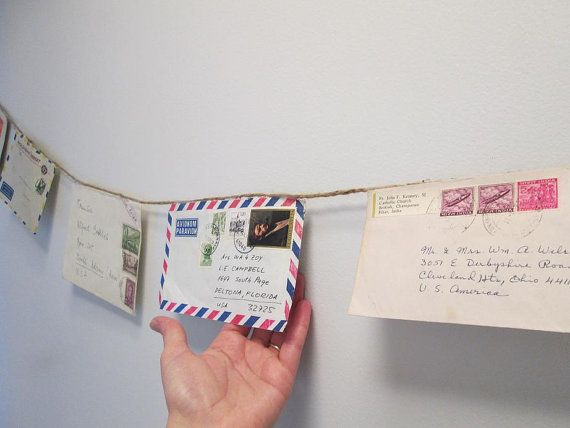 Writing an informal letter to a penpal