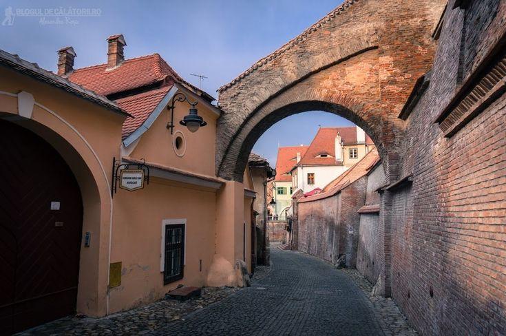 Plimbare prin cotloanele Sibiului pe 1 ianuarie - Blogul de calatorii al ALEXANDREI