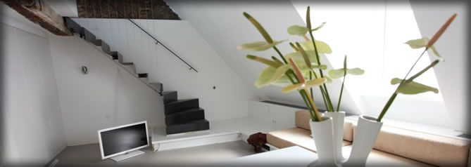 Loft51 - luxe appartement, suite en bed and breakfast huren in centrum Maastricht