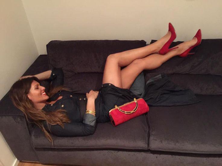 Barbara Pedrotti Legs