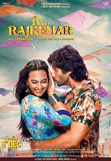 R... Rajkumar Theatrical poster (2013).jpg