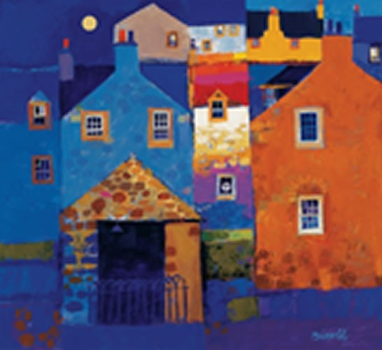 Art Prints Gallery - Stone Shed (Limited Edition), £75.00 (http://www.artprintsgallery.co.uk/George-Birrell/Stone-Shed-Limited-Edition.html)