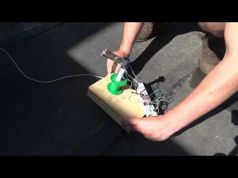 Arduino Solar Tracking Robot - English. He is 14 years old. (Scheduled via TrafficWonker.com)