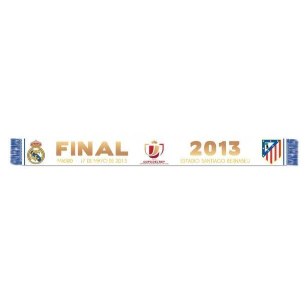 La bunfanda de la final de Copa, en la Tienda Oficial de la Selección Española
