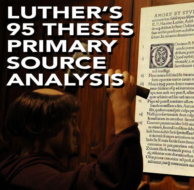 luther 91 thesis Many will mark the 500th anniversary of oct 31, 1517, when martin luther started a revolution by posting his complaints about the church.