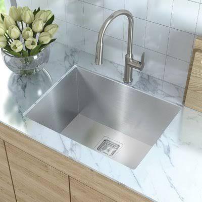 """kraus 24"""" undermount sink\ - Google Search"""