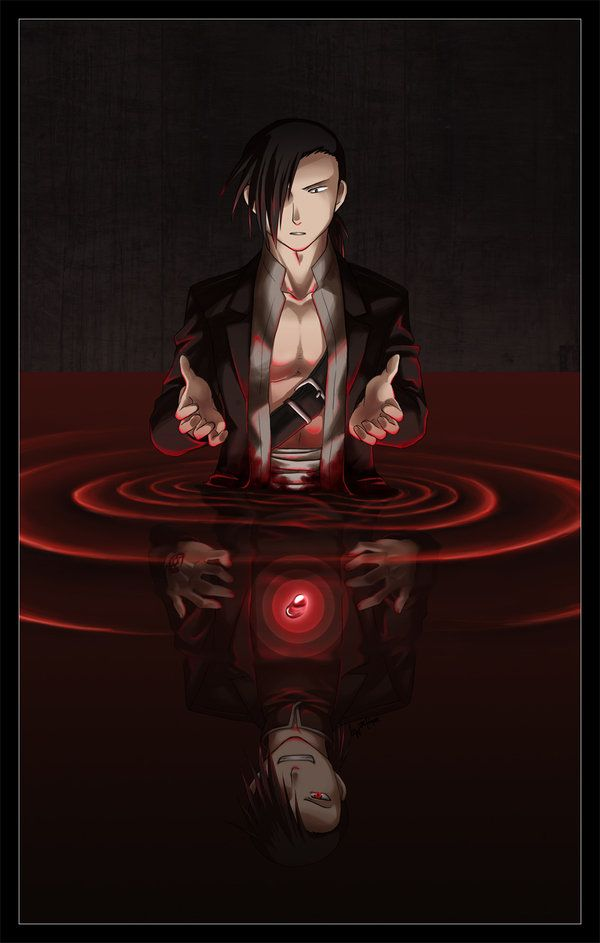 FMA: Welcome to Immortality by ~Lo-wah on deviantART. Ling Yao/Greed from Fullmetal Alchemist: Brotherhood  nice
