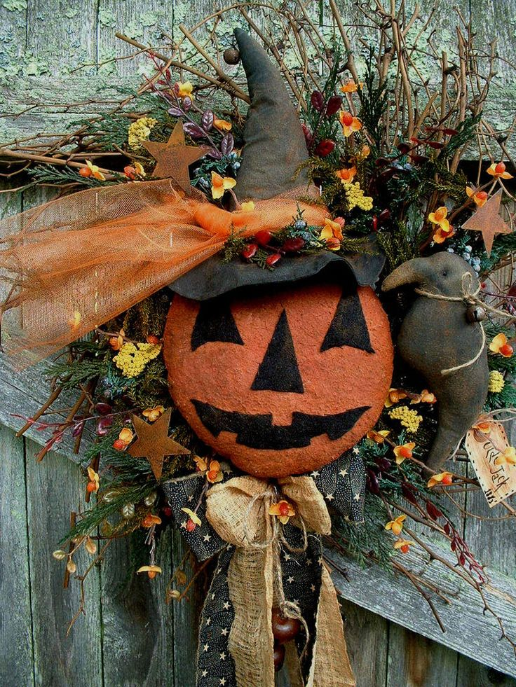 Best 20 Primitive Fall Decorating Ideas On Pinterest No