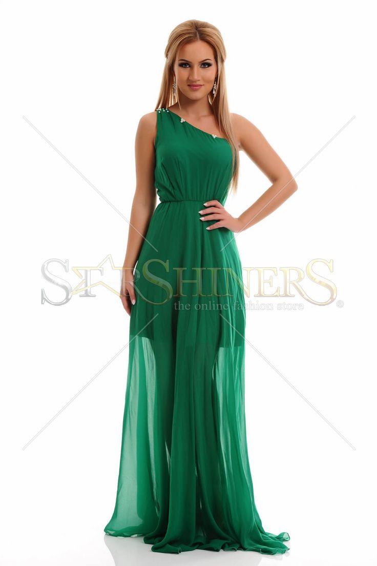 BB Simplicity Green Dress
