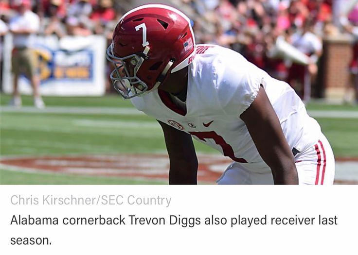 "Trevon Diggs - ""Important Alabama Players for 2017"" #Alabama #RollTide #Bama #BuiltByBama #RTR #CrimsonTide #RammerJammer"