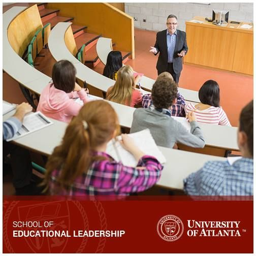 University of Atlanta School of Education - Visit us at #GETEXDubai to explore our advanced academic programs. #GETEX http://www.uofaschoolofeducation.com/