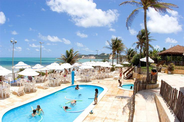 Piscina do Praiamar Natal Hotel & Convention - Ponta Negra, Natal, Brasil