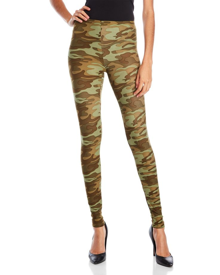 Slimming camouflage leggings ♡♡♡