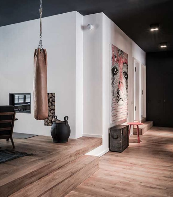 This Is What The Ultimate Masculine Bachelor Pad Looks Like / Get started on liberating your interior design at Decoraid (decoraid.com).