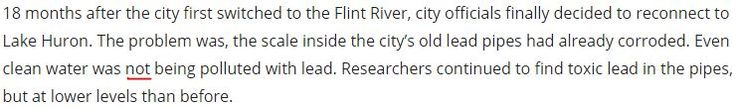 Interesting Engineering Flint Water 07 March 2017 Trevor English (major - inverts meaning)