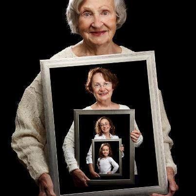 Familles - 4 générations - #Geneanet -