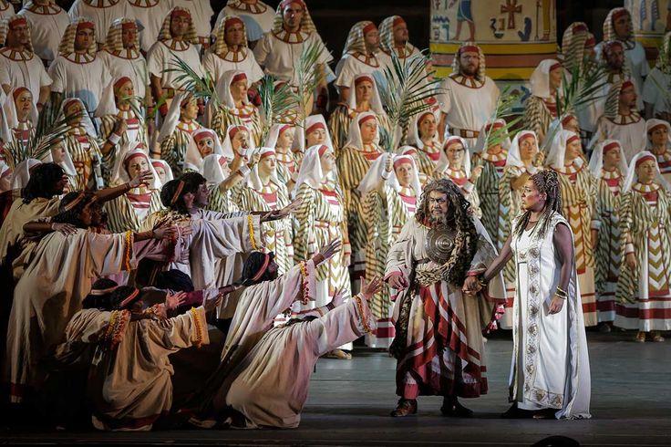 Intervista – Maria José Siri porta Aida nei più grandi teatri del mondo