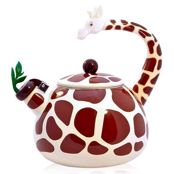 teakettle giraffe...