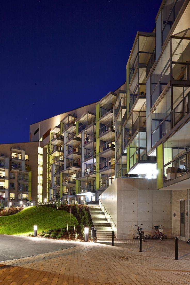 Social housing, Viikinmäki, Helsinki Hannunkari-Mäkipaja Architects