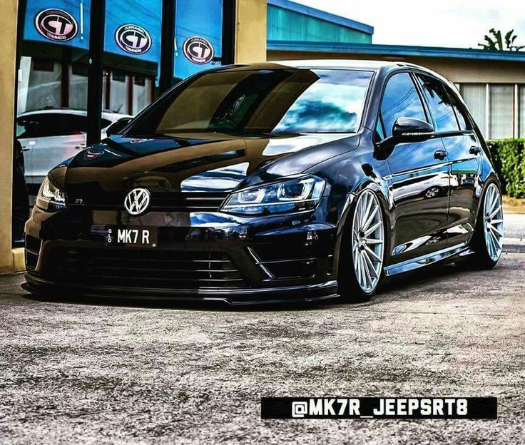 Golf mk7 R