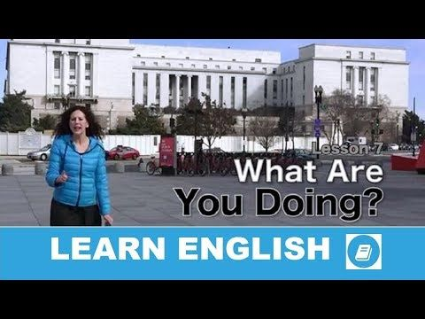 English Course Lesson 7 – Vocabulary & Speaking Practice