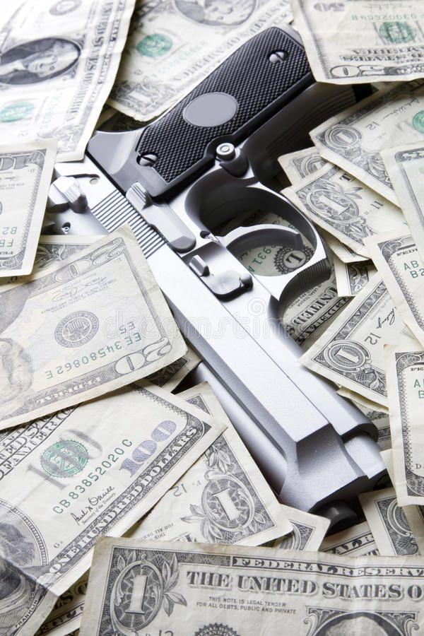 Guns And Money Wallpaper : money, wallpaper