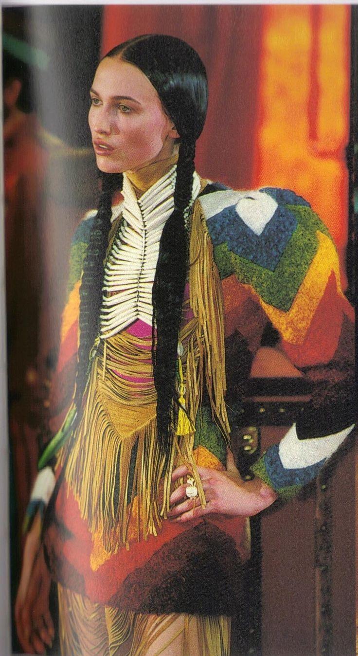 1998-99 - Galliano 4 Dior Couture show -
