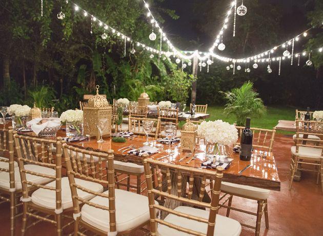 Waldos Secret Garden Wedding
