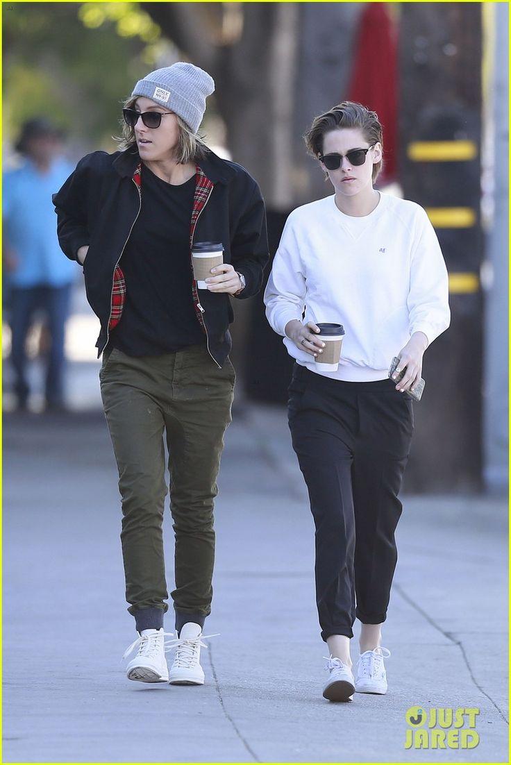 Kristen Stewart Oozes a James Dean Look, Says Her Stylist