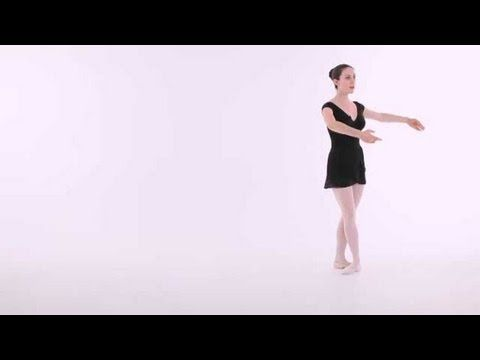 how to do a barrel turn in ballet
