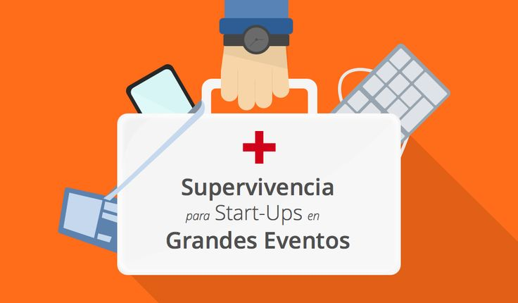Groupiest Kit Supervivencia Eventos #Events #Startups #tips #BestPractices #MWC