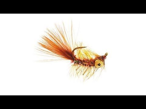 Barr's Spork Carp Fly Tying Instructions Directions and How To Tie Tutorial - YouTube