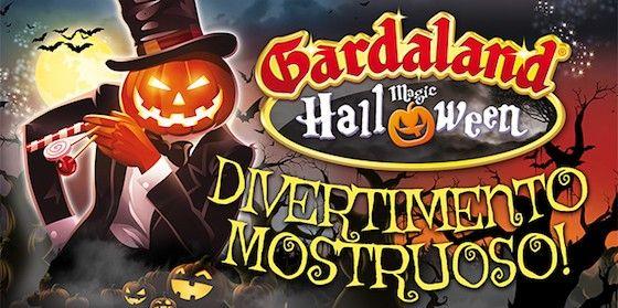 GARDALAND MAGIC HALLOWEEN - martedì 31 ottobre 2017