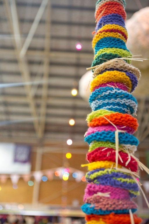 Can you see how high i can reach? #SRES #wool #knit   Photo taken by: http://www.000photography.com.au/Home.html