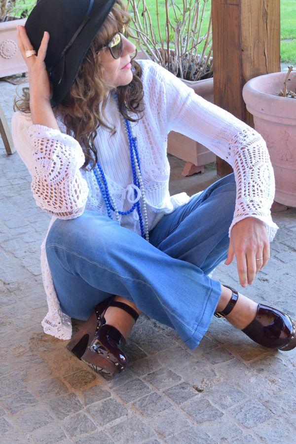 Ritorno ai Settanta (per essere alla moda) #seventies #fashion #trend #topshop #lautrechose #7forallmankind #ovs #fashionblog #outfit #ootd