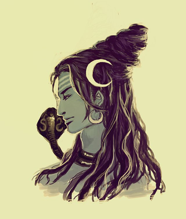 "Shiva.Chandrasekhara means ""having the moon as his crest""."