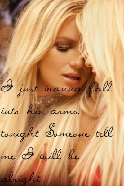 Britney Spears Hold On Tight Lyrics